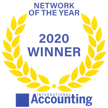 HLB was awarded 2020 Network of the Year Award