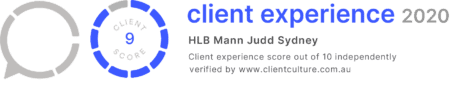 Client Experience Badge 2020